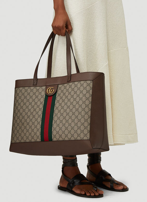 Gucci Ophidia GG Tote Bag 2