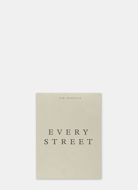 Books Every Street by Nik Hartley