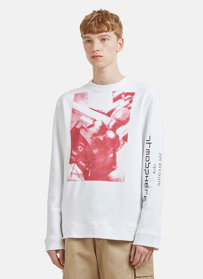 Raf Simons Joy Division Atmosphere Sweatshirt