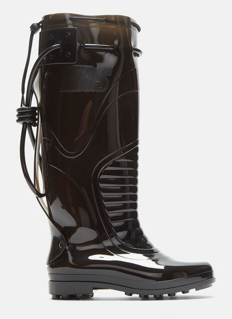 Raf Simons Future Wellington Boots