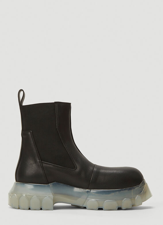 Rick Owens Bozo Tractor Beetle Boots 1