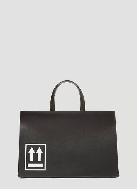 Off-White Box Hand Bag