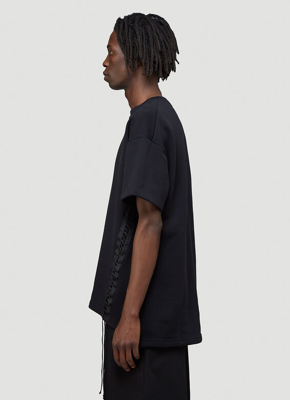 Helmut Lang LACED SS CREW 3