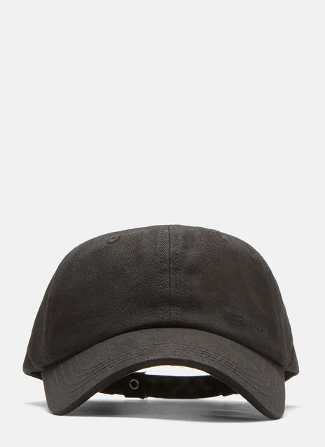 Raf Simons Joy Division Flap Attachment Cap