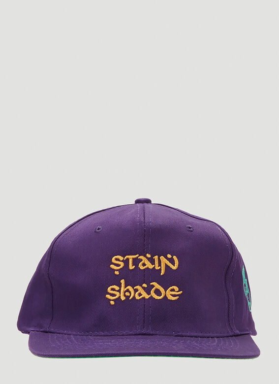 Stain Shade Embroidered Baseball Cap 1