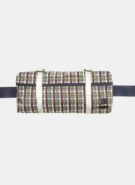 Marni X Porter Patterned Belt Bag