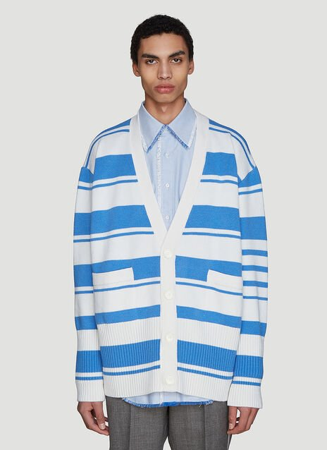 Thom Browne Oversized Cashmere Cardigan