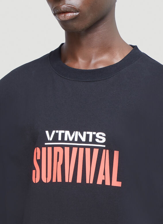 Vetements 10.10 SURVIVAL TEE 5