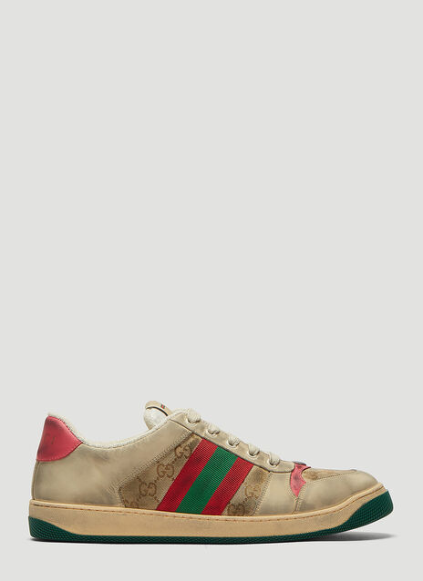 Gucci Dirty Screener GG Sneakers