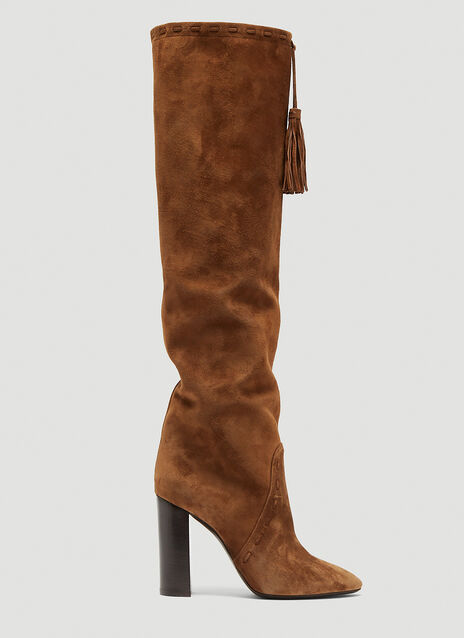 Saint Laurent Meurice Boots