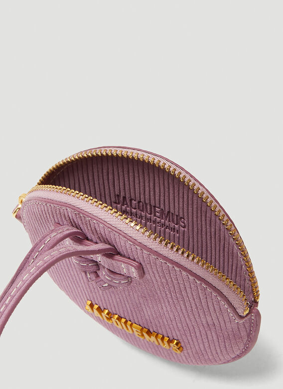 JACQUEMUS Wallets Le Pitchou Coin Purse in Pink