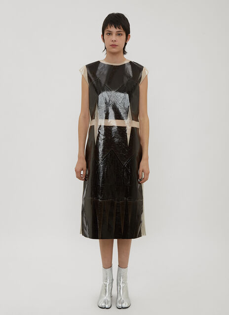Maison Margiela Bonded Panel Dress