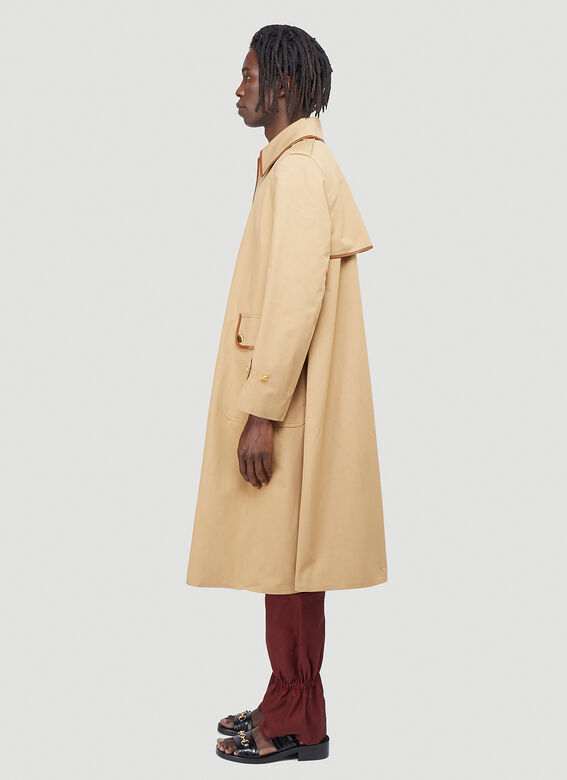 Gucci Oversized Trench Coat 3
