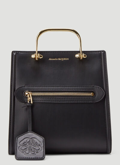 Alexander McQueen The Short Story Handbag