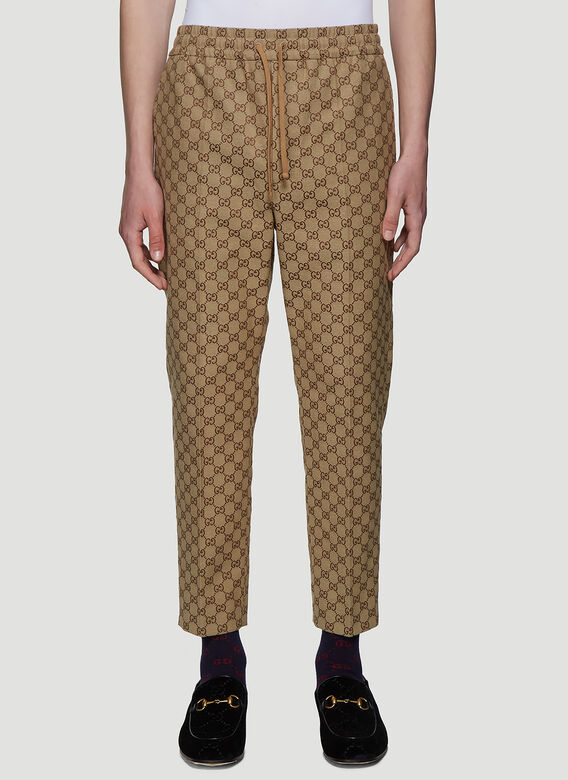 Gucci PANT GG CANVAS 1