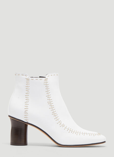 JW Anderson Stitched Ankle Boot