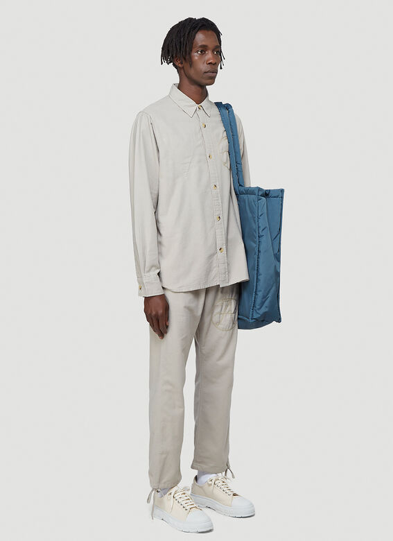 Vyner Articles WORKER EMBROIDERY SHIRT 2