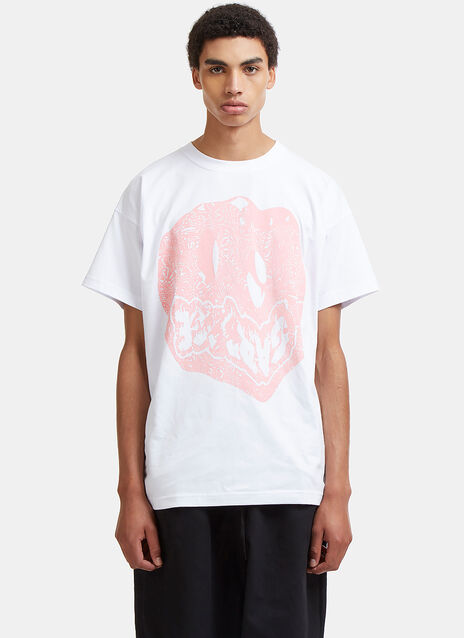 Pure Acid Graphic Printed T-Shirt