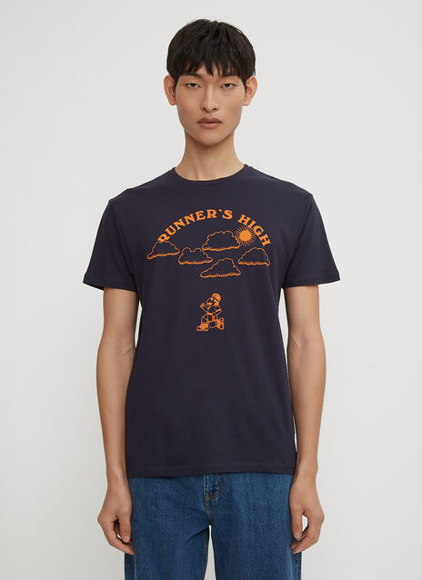 Mister Green Runner's High T-Shirt