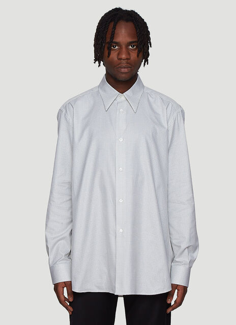 Raf Simons Plastic Pocket Shirt