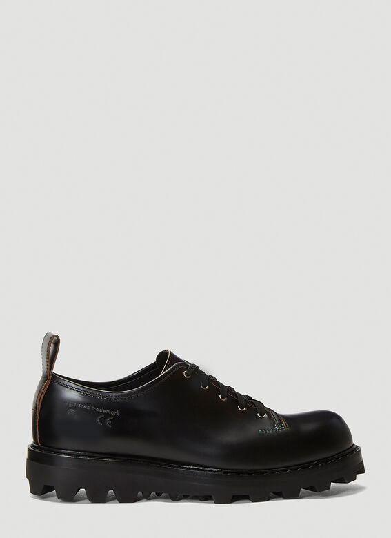 Oamc Exit Shoes in Black