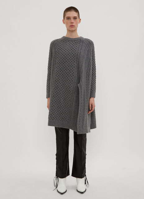 Stella McCartney Asymmetric Knit Sweater