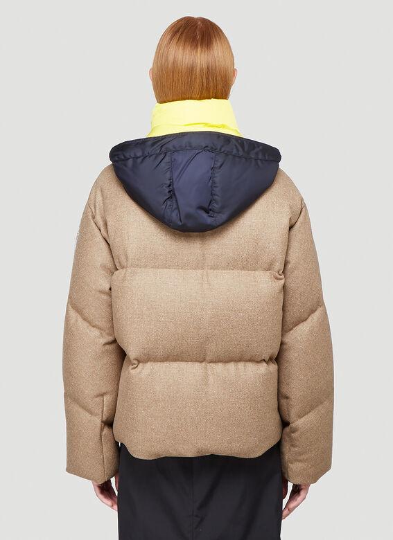1 Moncler JW Anderson Stonory Down Jacket 4