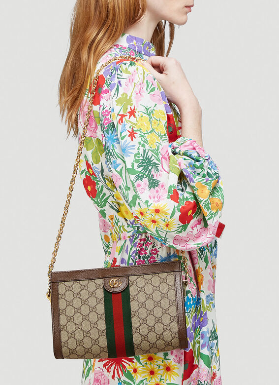 Gucci Ophidia GG Print Small Shoulder Bag 2
