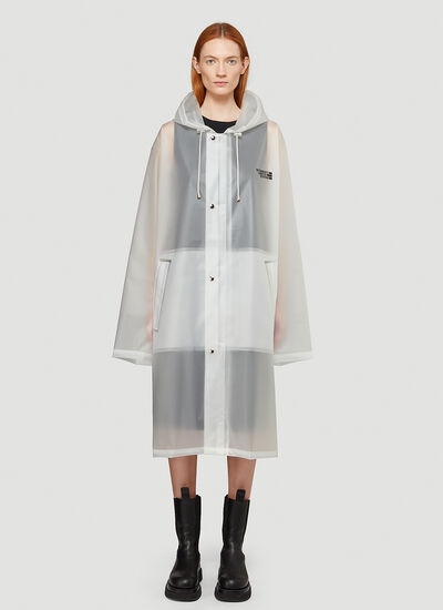 Vetements Logo Limited Edition Raincoat