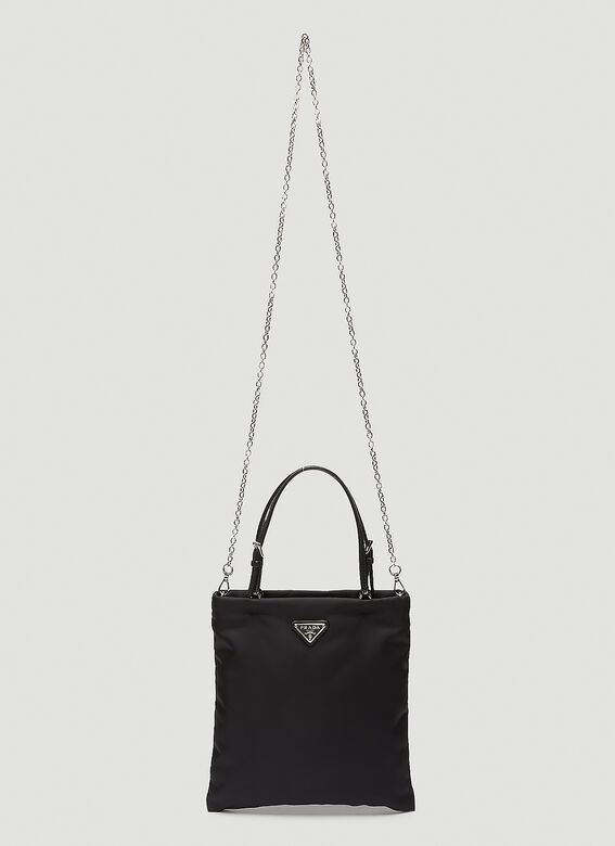 Prada NYLON TOTE WITH STRAP 1
