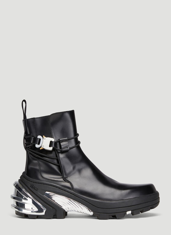 1017 ALYX 9SM Low Buckle Boots 1