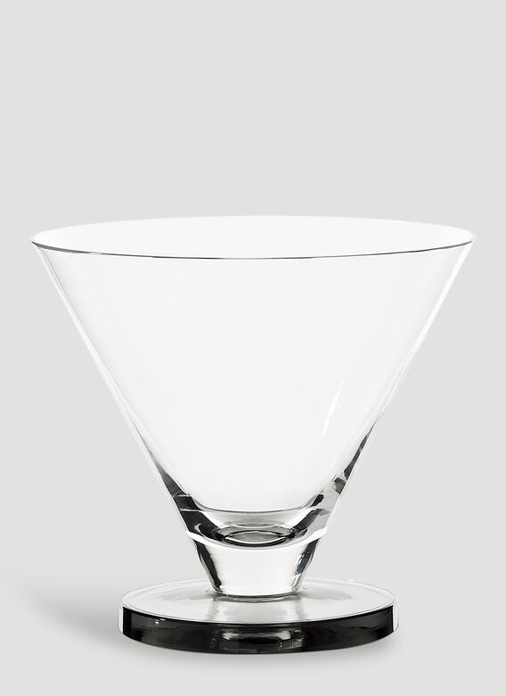 Tom Dixon Set of Two Puck Cocktail Glass 1