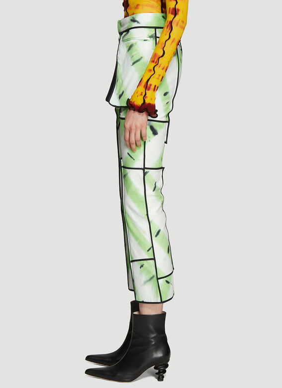 ASAI Jungle Fever Hand Painted Jeans 3