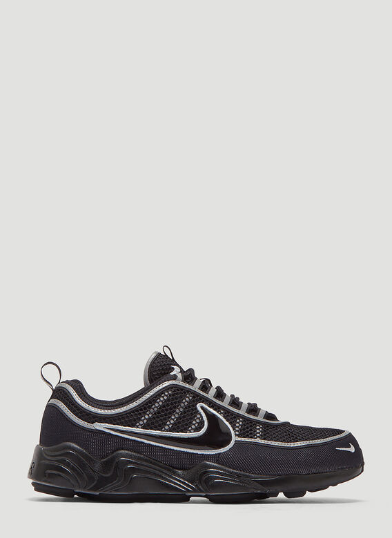 new arrival ed26d 776ad Air Zoom Spiridon  16 Sneakers in Black