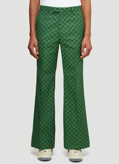 Gucci GG Flared Pants