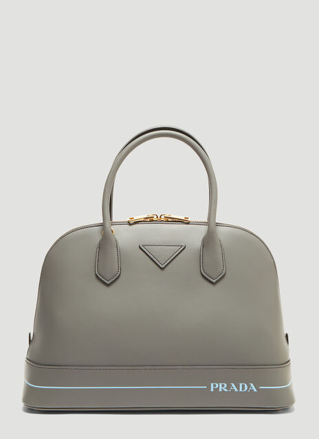 Prada Mirage Leather Handbag