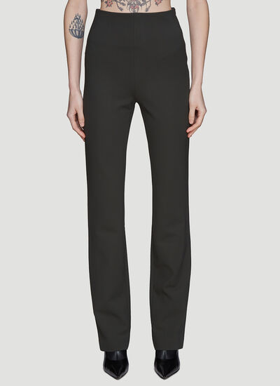 Atlein High-waist Stretch Pants