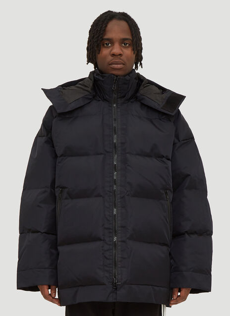 Y-3 NGNRD Down Padded Jacket