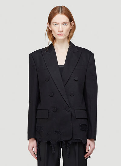Alexander Wang Double-Breasted Blazer