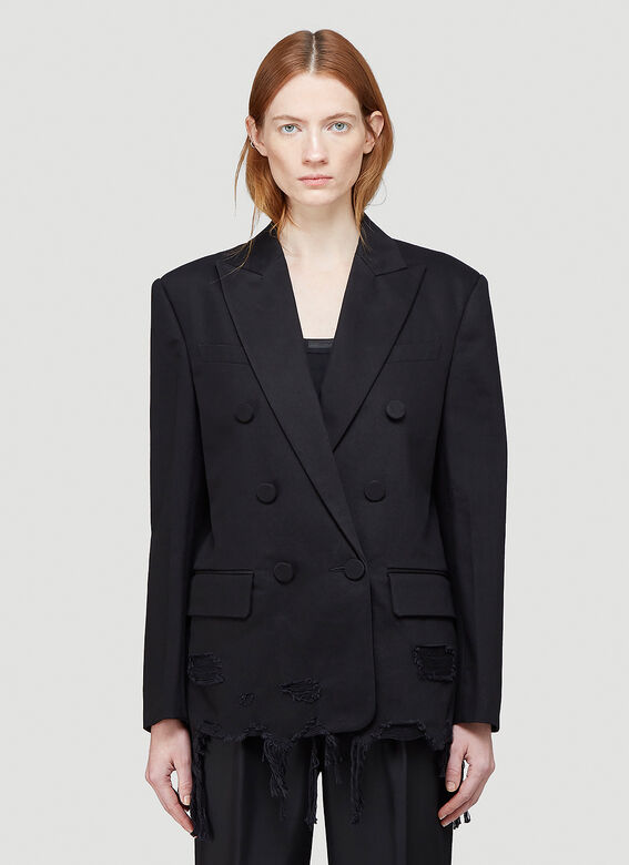 Alexander Wang Double-Breasted Blazer 1