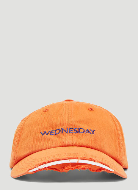 Vetements X Reebok Weekdays Cut Away Cap