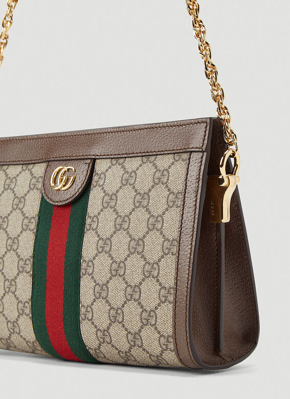 Gucci Ophidia GG Print Small Shoulder Bag 5
