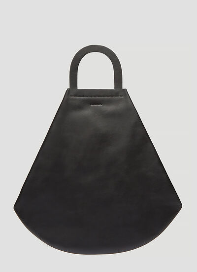 Building Block Curved Triangle Bag