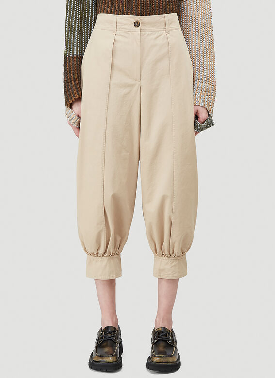 JW Anderson TAPERED TROUSERS 1