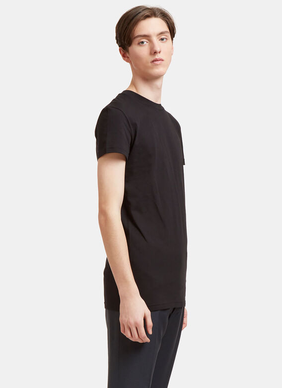 Aiezen AIEZEN Soft Cotton Crew Neck T-shirt 3