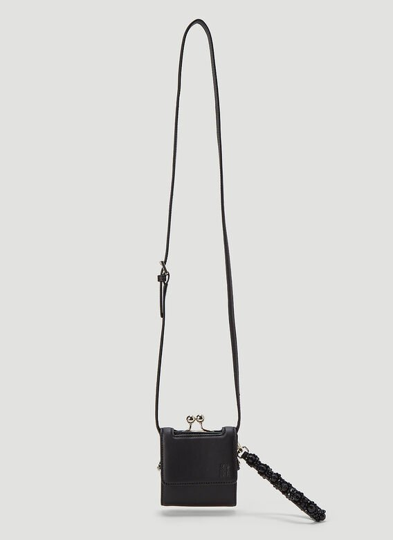 Simone Rocha Flap Wristlet Shoulder Bag 1