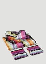 Missoni Home Giacomo Towels Set Of 5