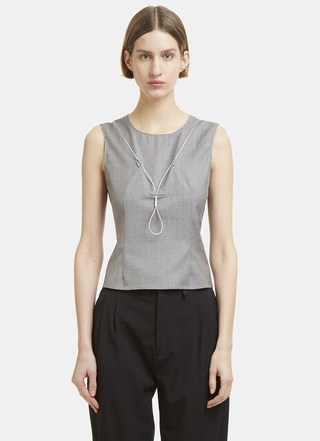 Alyx Cable Sleeveless Top