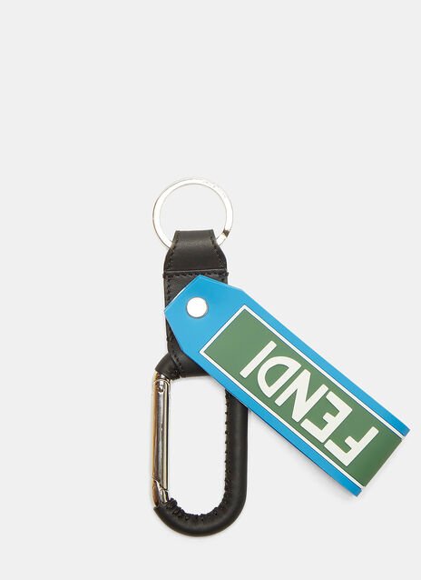 Interchangeable Clip Key Holder