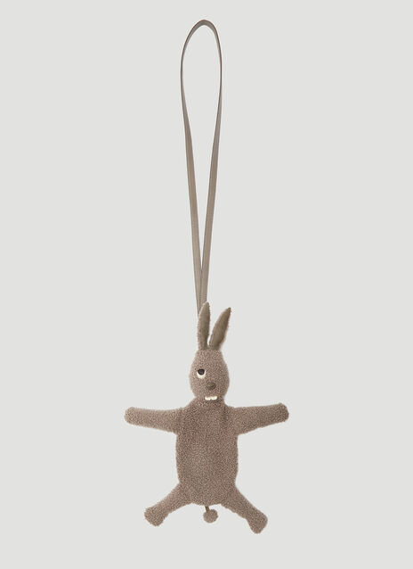 Rick Owens Bunny Pouch Bag